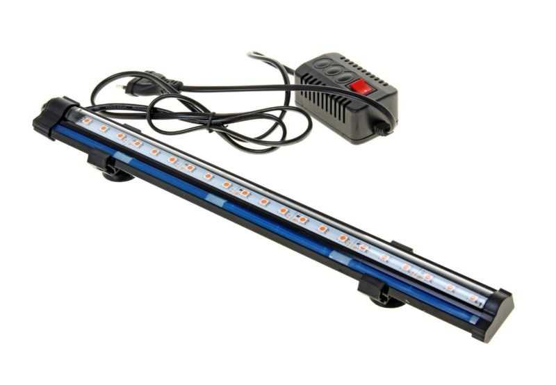 Оборудование для освещения аквариума