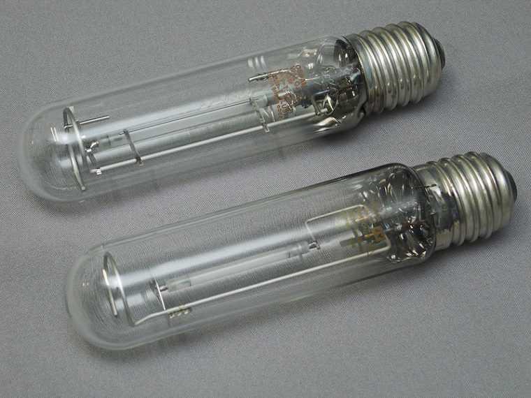 Натриевые лампы для теплиц