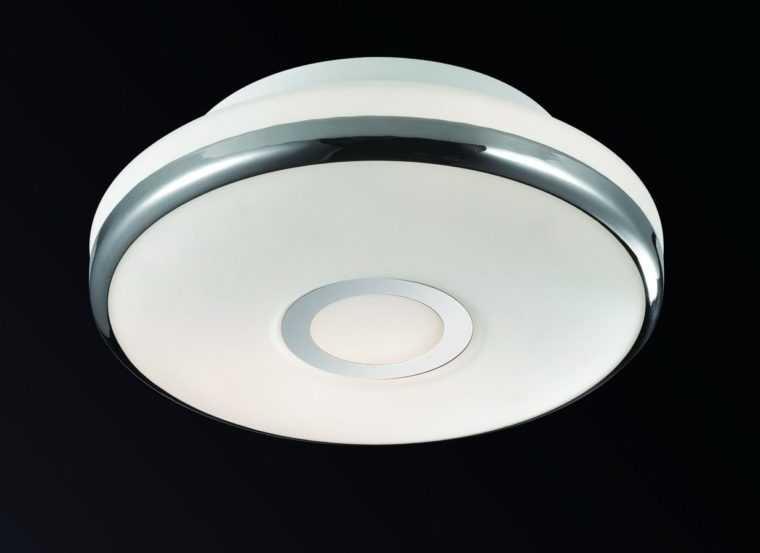 Накладной потолочный светильник для ванной