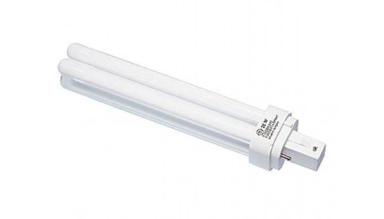 Энергосберегающая флуоресцентная лампа с цоколем G24d