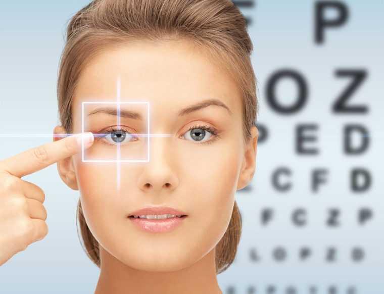 Зависимость зрения от естественного освещения