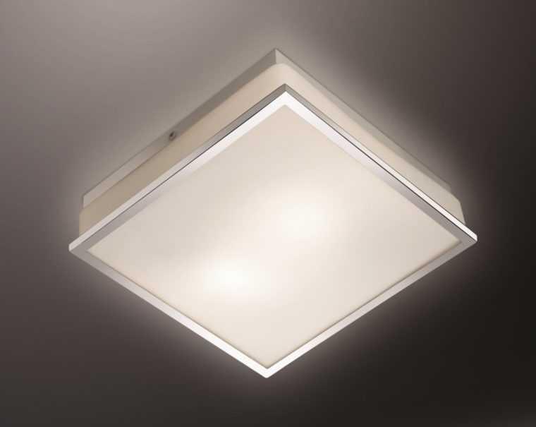Влагозащищенный светильник для ванной класса IP44