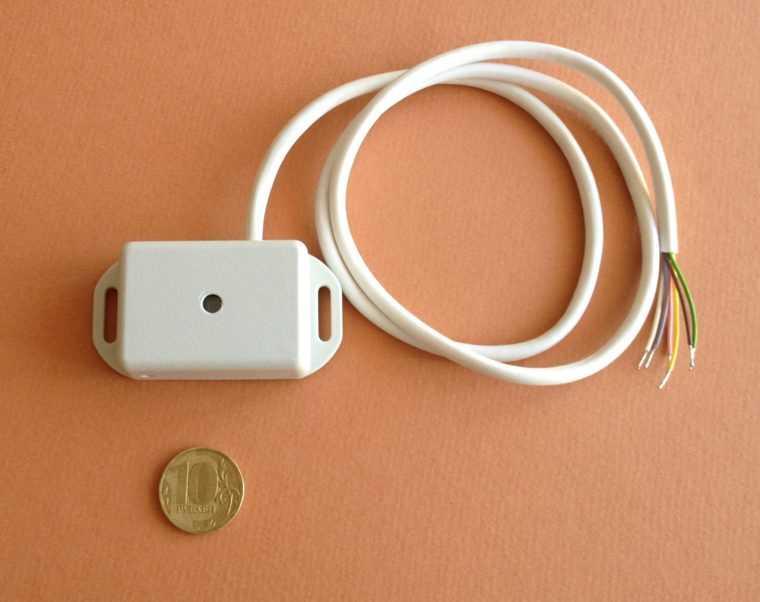 Автономные датчики для управления освещением