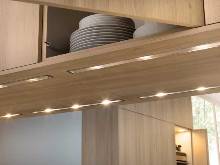 Светодиодная подсветка кухонного гарнитура