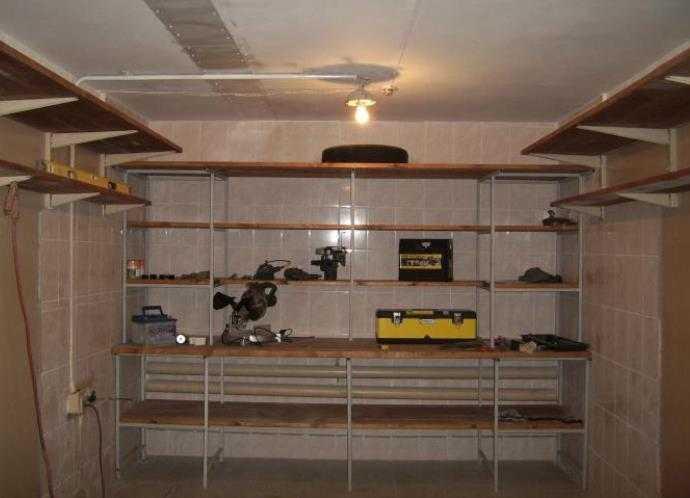 Использование ламп накаливания для освещения гаража