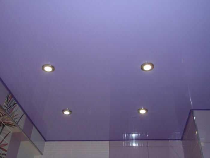 Светильники устанавливаемые на уровне потолка