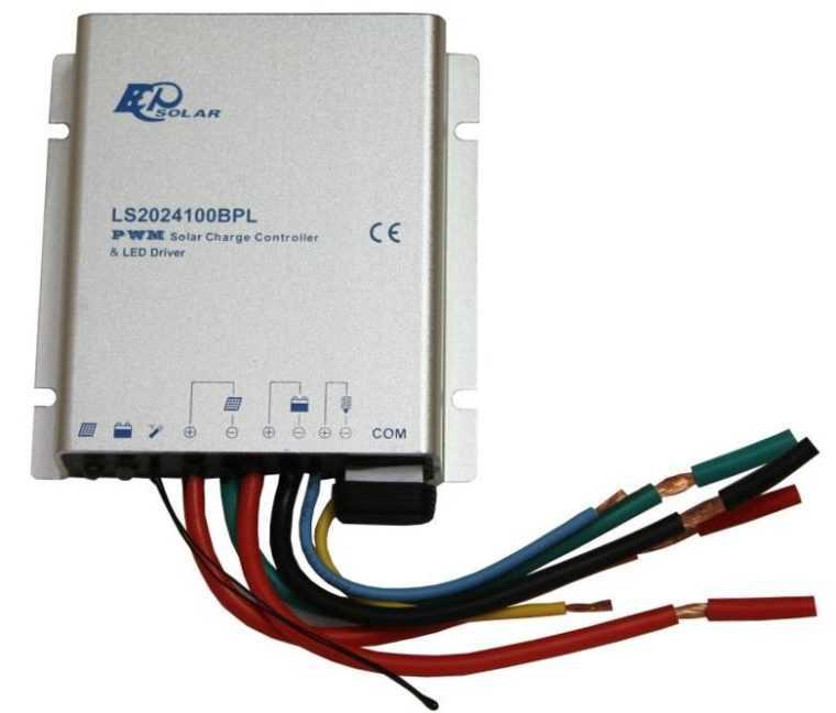 Герметичный контроллер с драйвером светодиодного светильника