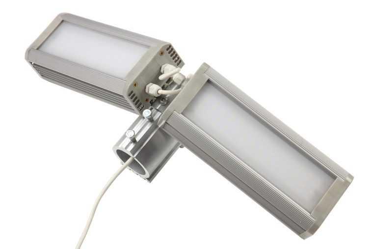 Уличный светодиодный светильник TD-Street-343-250 с классом защиты IP67