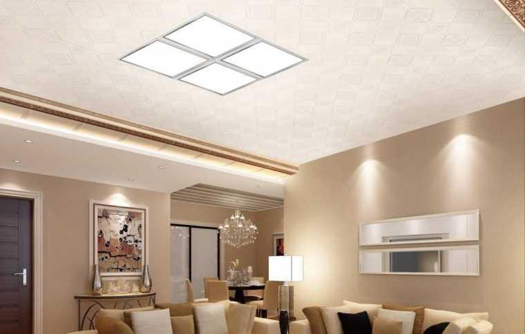 Светодиодные светильники обеспечивают высокую яркость светового потока