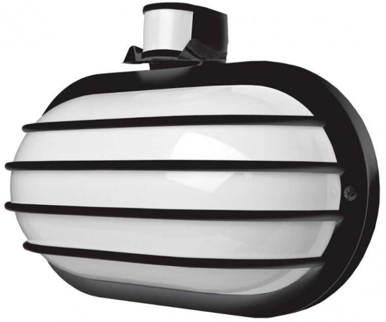 Антивандальный светильник для подъездов с датчиком движения