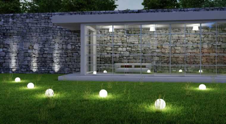 Уличные LED-светильники для дачи