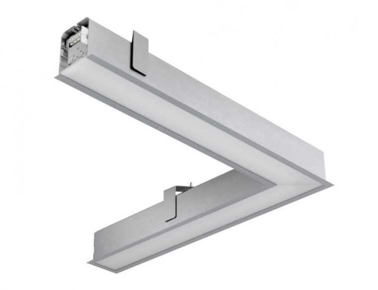 Модульный встраиваемый LED-светильник