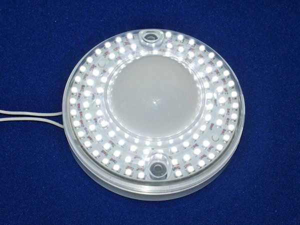 Светильник светодиодный с датчиком движения Символ-Д-107-Д