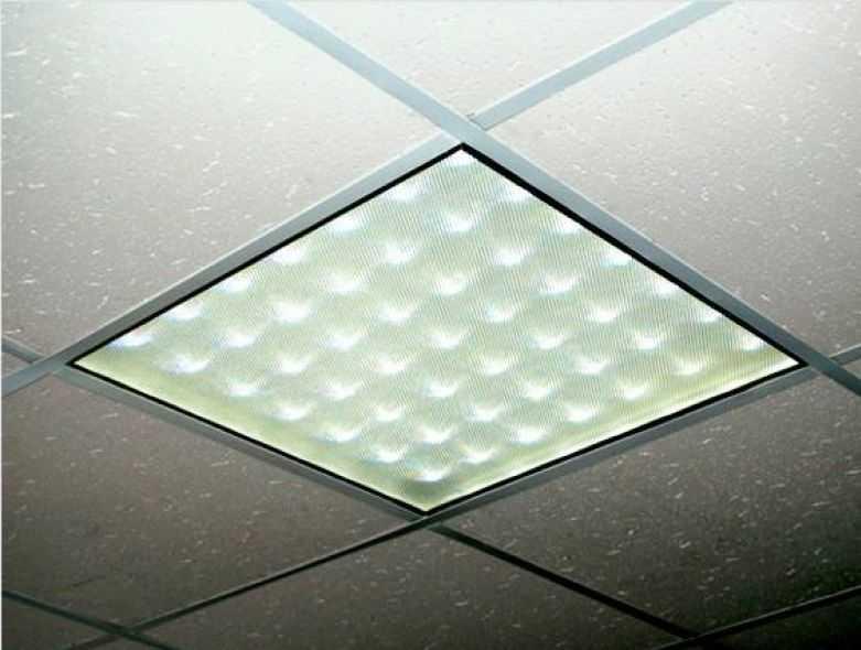 Светодиодные осветительные приборы превосходят лампы накаливания коэффициентом светоотдачи и экономичностью
