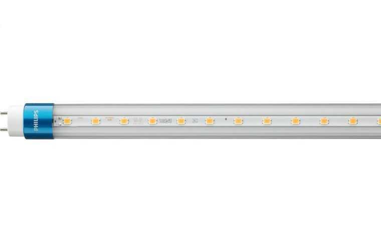Устройство линейной светодиодной лампы