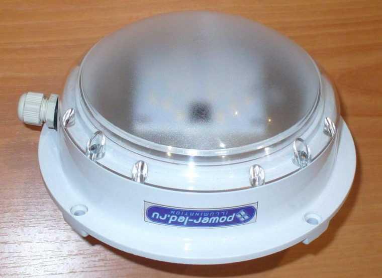 Светодиодный светильник для бани Оптимум IP65