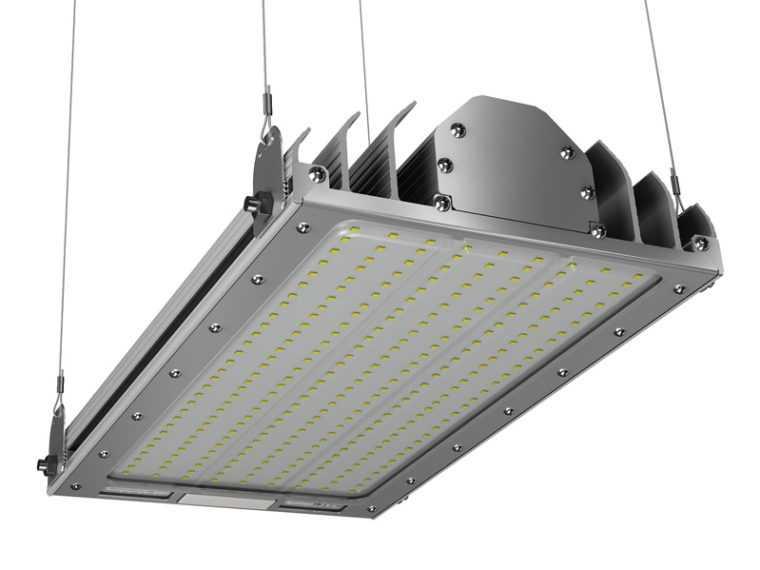 Подвесной промышленный светодиодный светильник IP67 150W Кедр