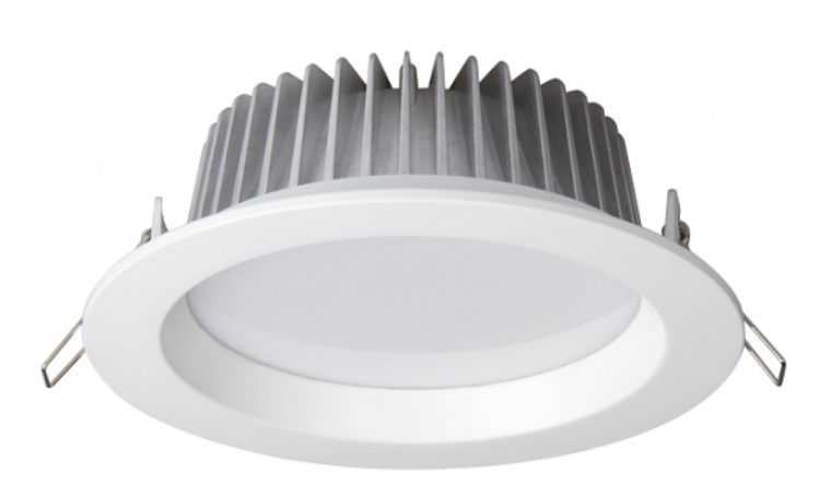 Качественный LED-светильник должен быть оснащен мощным радиатором