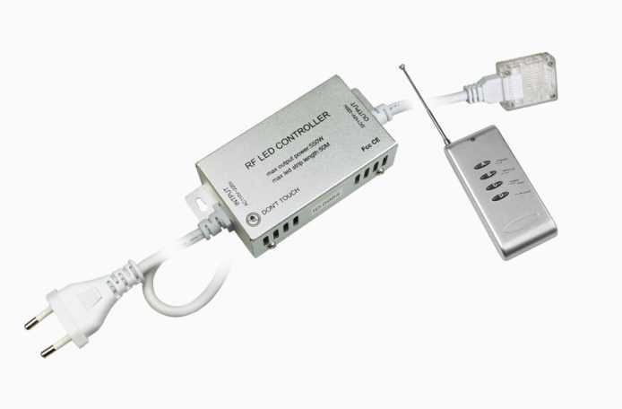 Контроллер для светодиодной ленты Jazzway MVS-5050 RGB с пультом управления