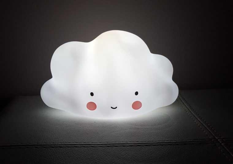 Детский ночник Облако