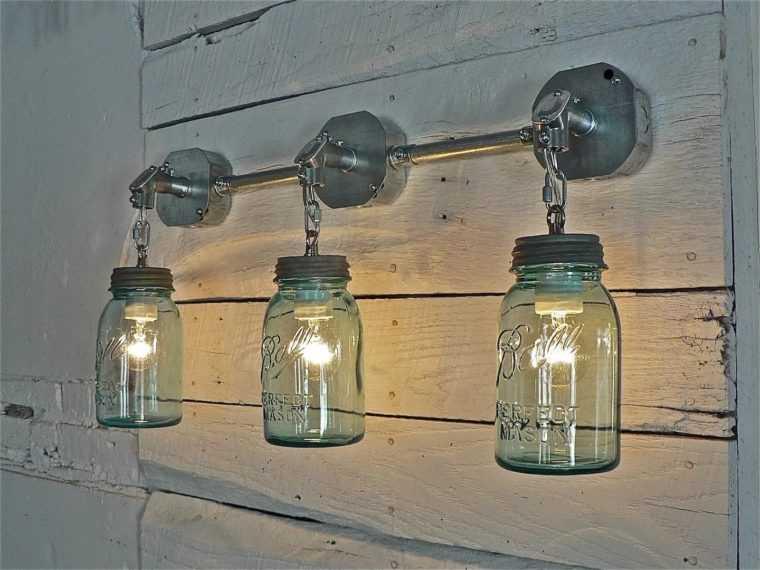 Самодельные уличные светильники для дачи
