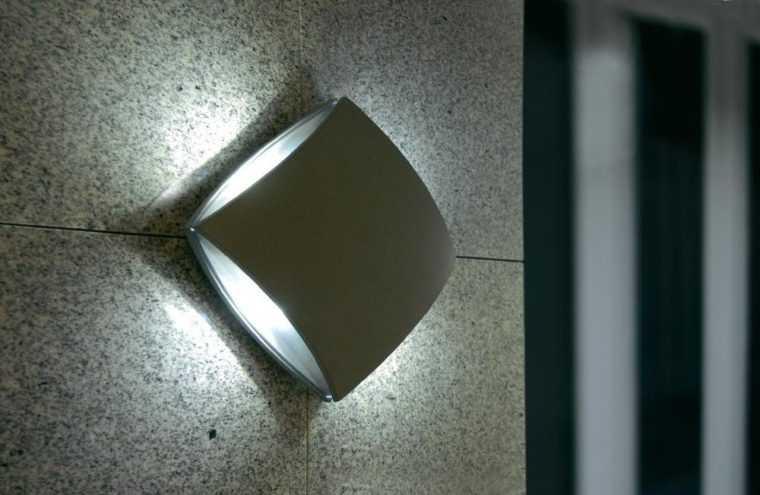 Уличный настенный LED-светильник Sidney