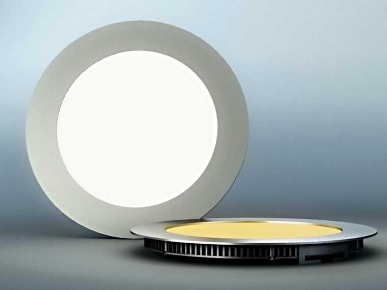 Встраиваемый ультратонкий LED светильник