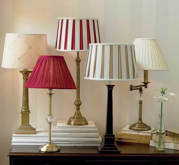 Прикроватные светильники в стиле Прованс