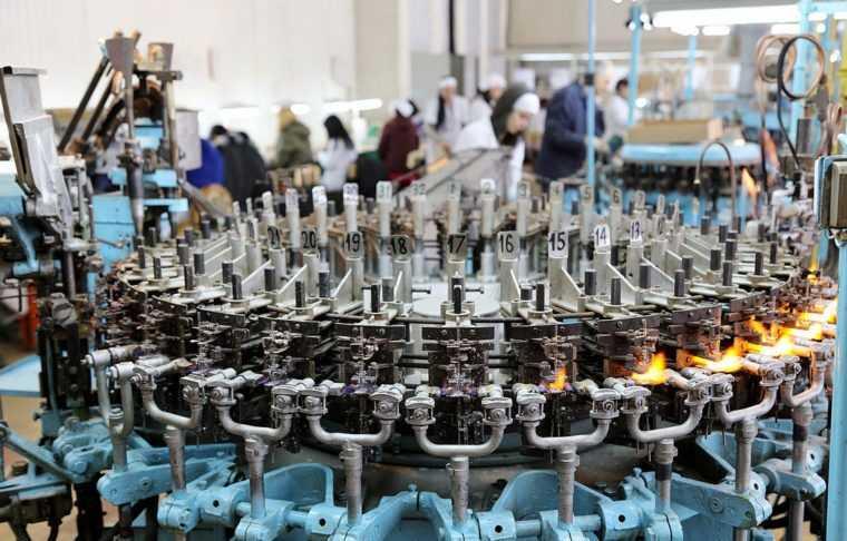 Конвейерная линия по производству светодиодных ламп