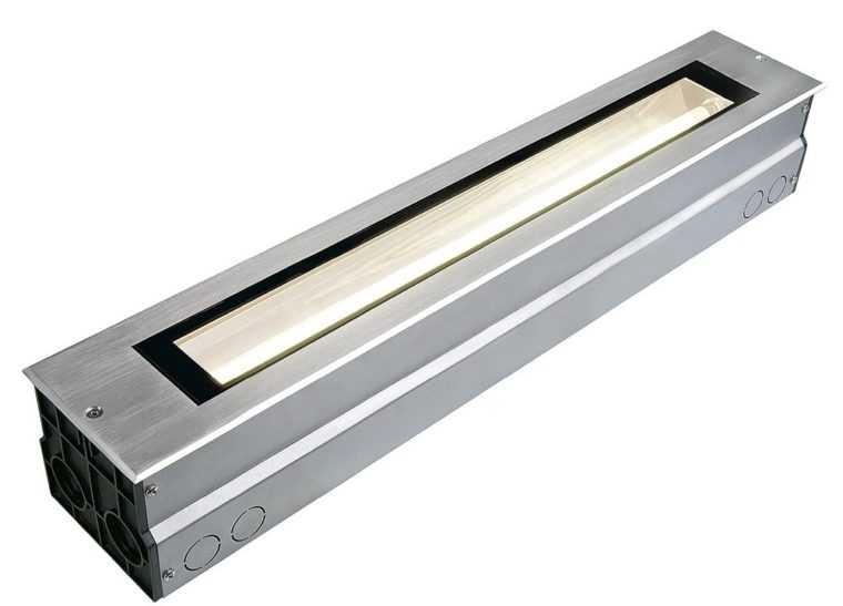 Встраиваемый уличный люминесцентный светильник Dasar IP67