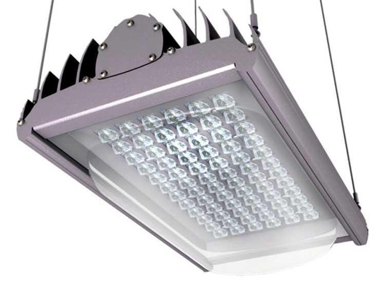 Промышленный подвесной LED светильник