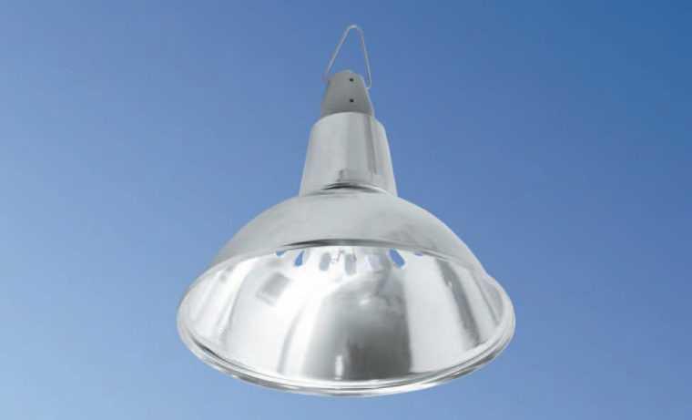 Промышленный подвесной светильник НСП 17-500-032