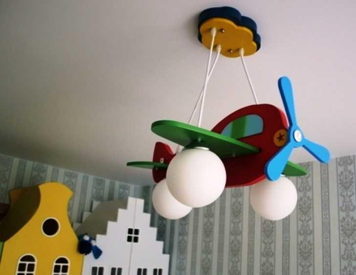 Светильник для детской должен соотвествовать требованиям безопасности