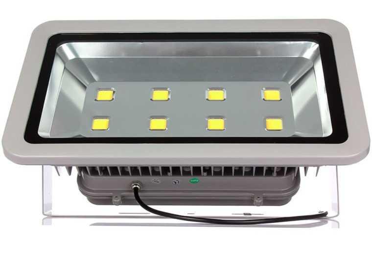 LED-прожектор 400W с алюминиевым корпусом