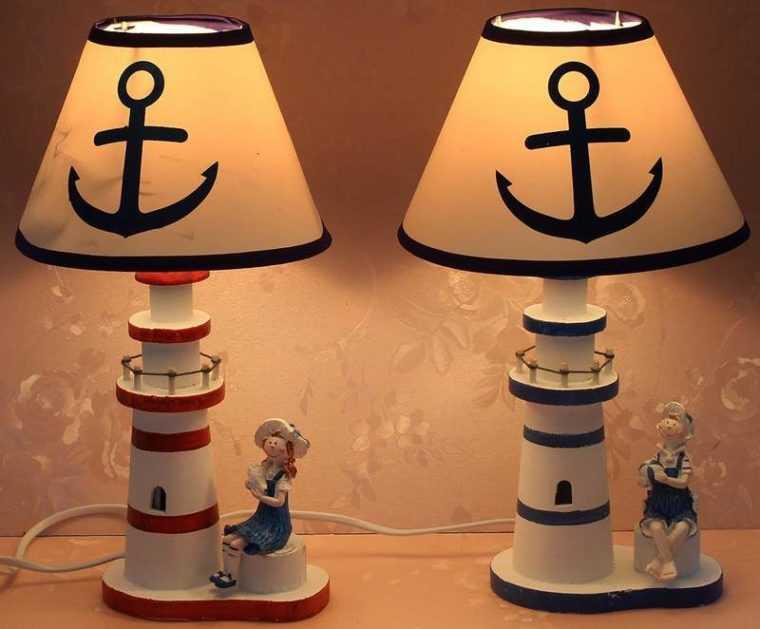 Настольные лампы для детской