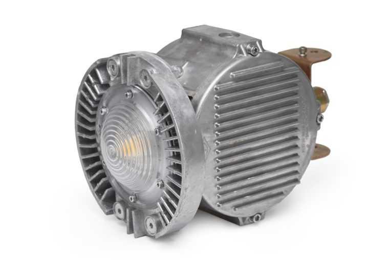 Промышленный взрывозащищенный светильник ССП03-30 Шмель