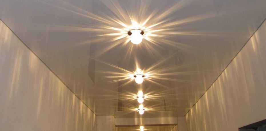 Люминесцентные светильники