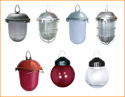 Разнообразие НСП фонарей
