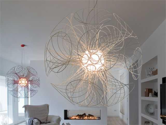 Авторская копия дизайнерского светильника