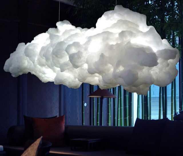Облака своими руками мастер класс фото 644