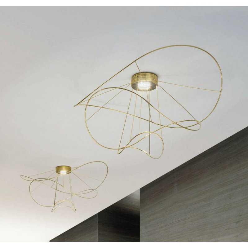 Лампа подвесного типа HoopsNew SPHOOPS3ORORLED