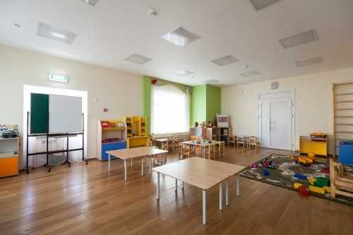 Светильники в детском саду