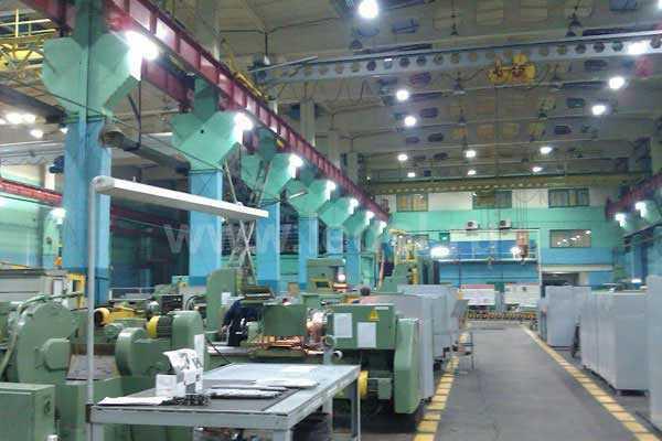Освещение промышленных помещеий