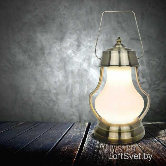 Настольный светильник Lumin A1502LT