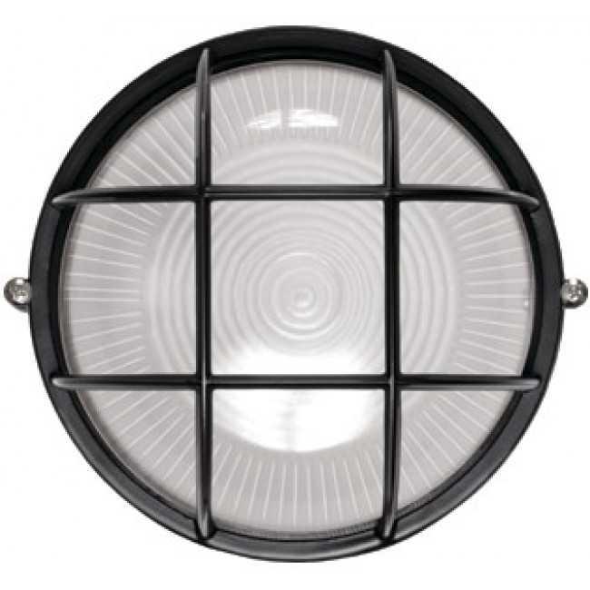 Светильник 1302 черн. круг от бренда IEK