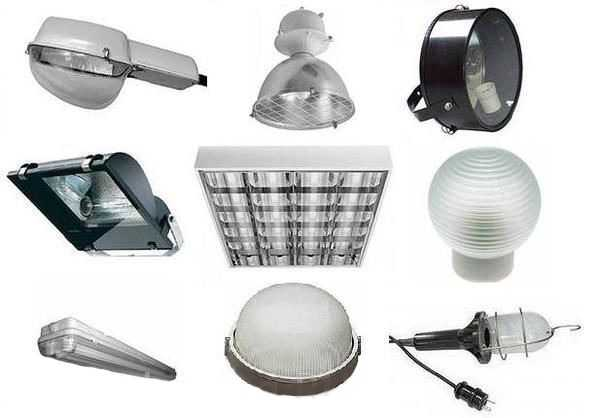 Источники света для уличных светильников