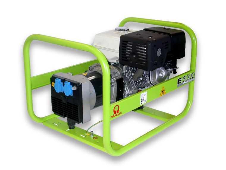 электрогенератор 3-х фазный