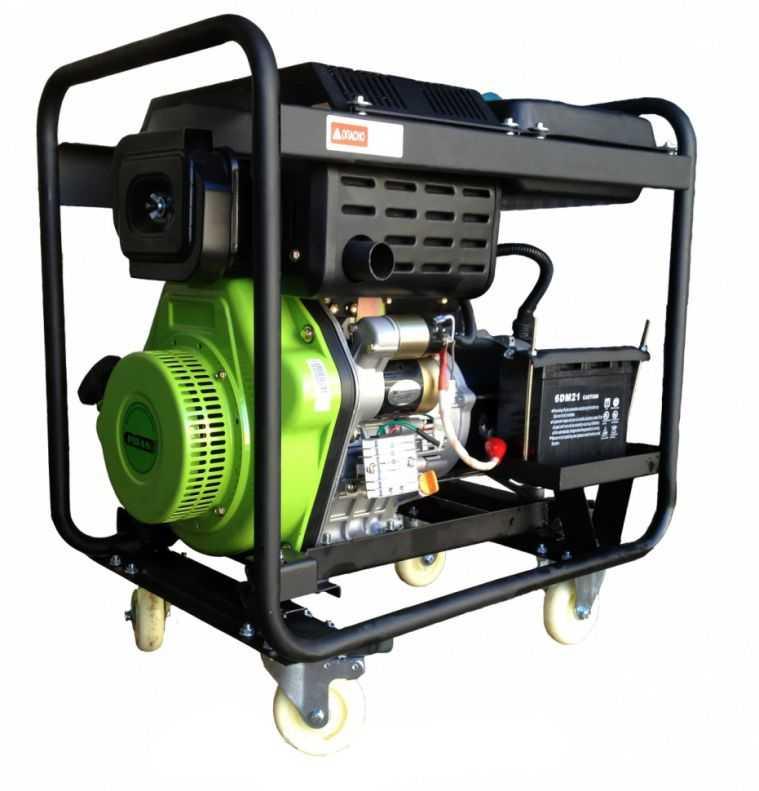 электрогенератор дизельный
