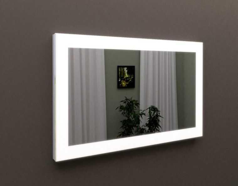 Светодиодная подсветка зеркала по периметру