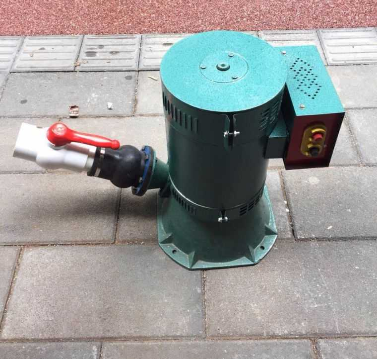 Водяной электрогенератор